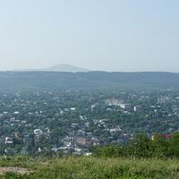 Пятигорск. Вид со стороны Провала