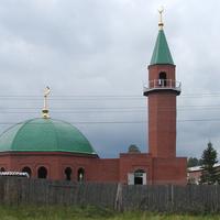 Асбест. 2008 г. Мечеть