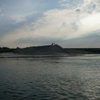 добыча песка на Дону