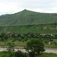 Вид на Малокурганный из Орджоникидзевского