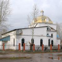 Грязновское. Храм. 2006 г