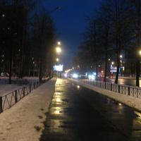 Шоссе Революции (2011, декабрь)