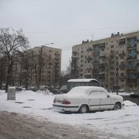 Большая Пороховская улица (2012, январь)