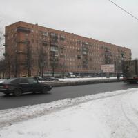 Проспект Энергетиков (2012, январь)