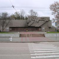 Севастополь.Монумент защитникам города на пл.Нахимова