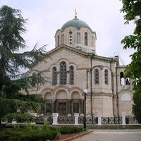 Севастополь.Владимирский собор-усыпальница адмиралов