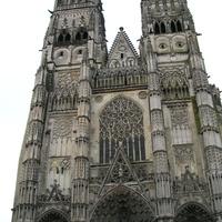 Tours. Cathédrale