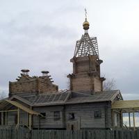 Ивдель. Храм. 2010 г