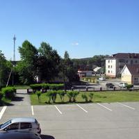 Ивдель. Из окна гостиницы. 2010 г