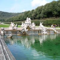 Caserta. Parco Reale e Cascata