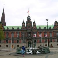 Malmö. Сity hall