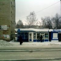 Михайловск. Автовокзал. 2013 г