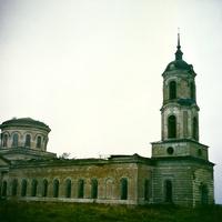 Церковь Ильи-Пророка (фото 1981года)