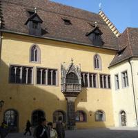 Regensburg. Alte Rathaus