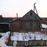 Дом на околице