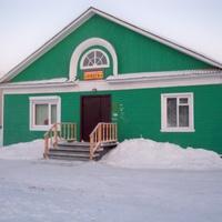 Магазин в совхозе