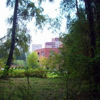 11- й микрорайон, виден молитвенный дом Евангельских Христиан Баптистов