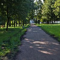 Парк имени Есенина