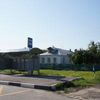 Андреевка, остановка автобуса