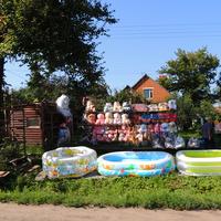Продажа надувных игрушек