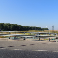 Эстакада на Новорязанском шоссе