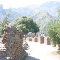 Таормина, амфитеатр