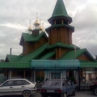 """Асбест. Церковь иконы Божией Матери """"Умиление"""". 2013 г"""