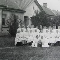 лікарня с. Черленівка 1960р.