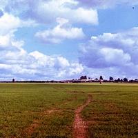 Вид со Ступниковского поля (70е годы)