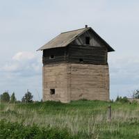 Башня на дворе в Ступниках