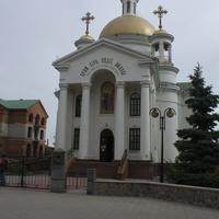 Полтава. Храм Веры, Надежды и любви.