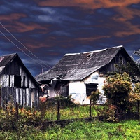 Ночь деревни Огородники