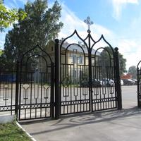 Любань, Храм святых апостолов Петра и Павла, ограда