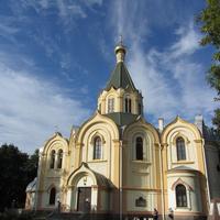 Любань, Храм святых апостолов Петра и Павла