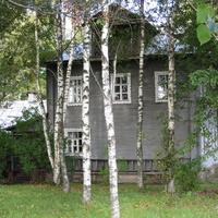 Дом-музей Г.И. Успенского в Сябреницах, другой ракурс