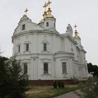 Полтава. Свято-Успенский кафедральный собор.