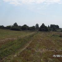 Вид деревни со стороны Жарцов