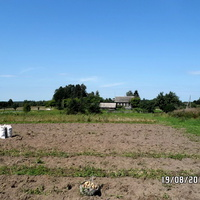Вид на жилой дом в Тепляках