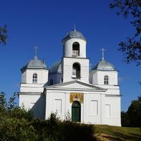 Большое Городно. Церковь Троицы Живоначальной .