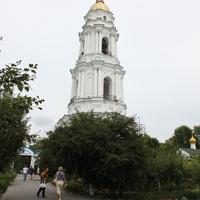 Полтава. Крестовоздвиженский монастырь. Колокольня.