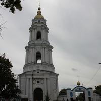 Полтава. Крестовоздвиженский монастырь.