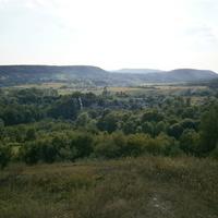 Вид з високої гори