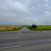 Дорога на Волово