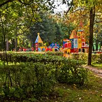 Детская площадка на проспекте Ленина