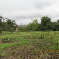 Первый дом на южной стороне .Вид от ж/д посадки