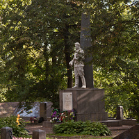 Мемориал в честь защитников Родины