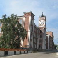 Егорьевский хлопчатобумажный комбинат (бывшая фабрика Хлудовых)