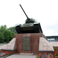 Советским танкистам