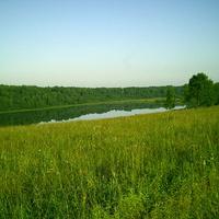 Озеро Усторонское