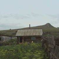 гора Колоколенка - вид с ул.партизанской